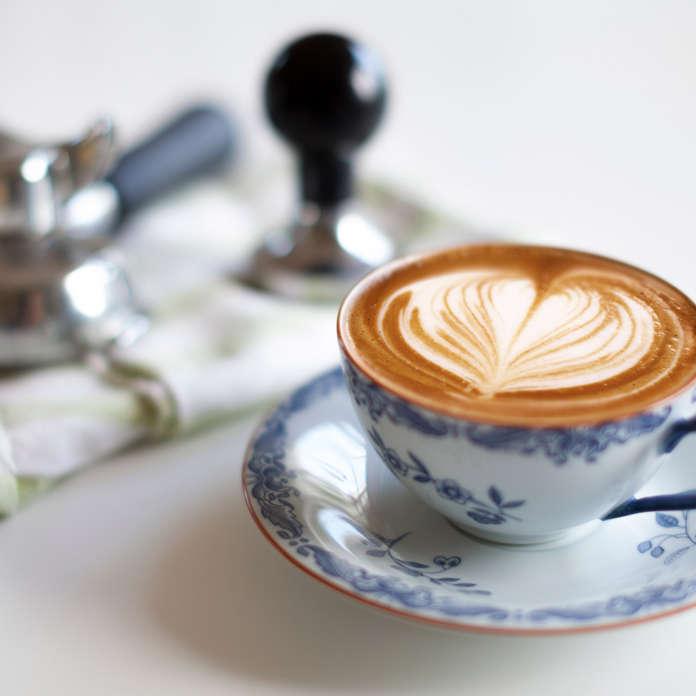 Så här gör du Latte-Art