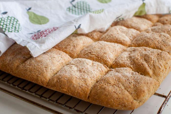Brytbröd med anis och fänkål