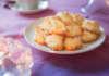 Kokostoppar - enkel och snabb kaka för kalas och fest